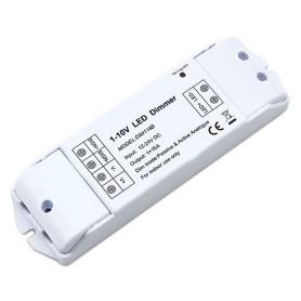 Dimmer 1-10V, 1-kanal, 12V-180W / 24V-360W