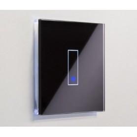 IOTTY Smart Switch, 1-way black