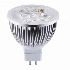 x10 LED lamp MR16 4W 280lm