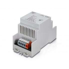 LED Dimmer 1-10V, 4-kanaler, 12-24V, 4x5A