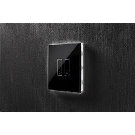 IOTTY Smart Switch LSWE22B, 2-way black